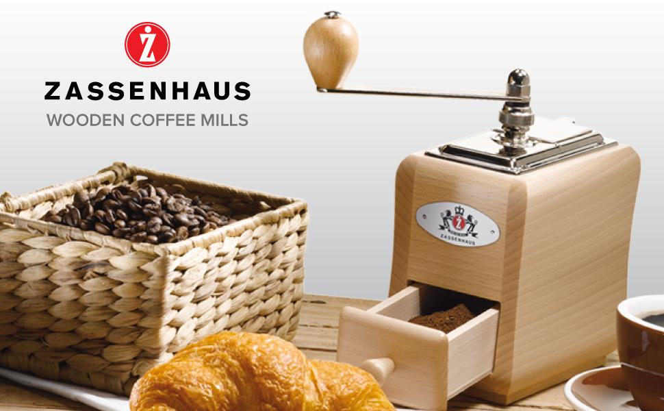 Zassenhaus Coffee Mills