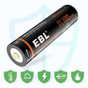protected li-ion rechargeable batteries