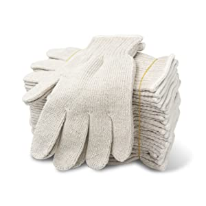 cotton roping gloves