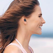 mono mode earbud