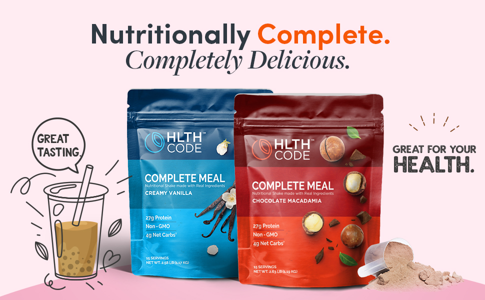 meal replacement diabetic keto diabetes friendly tasty weight loss shake diet drink protein powder