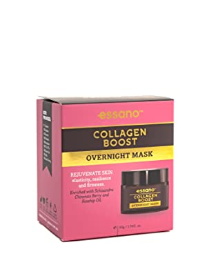 essano collagen boost overnight mask