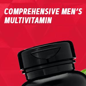 comprehensive mens multivitamin