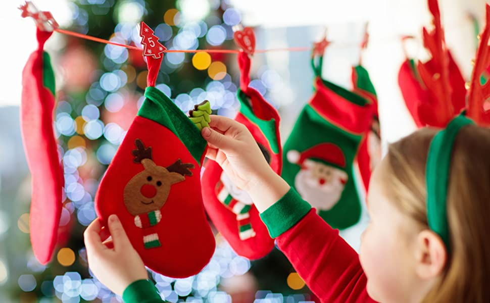 Miniature Stockings