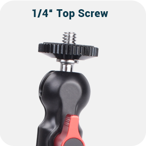 top 1/4 screw