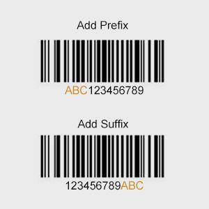 1D Wireless Bluetooth Barcode Reader