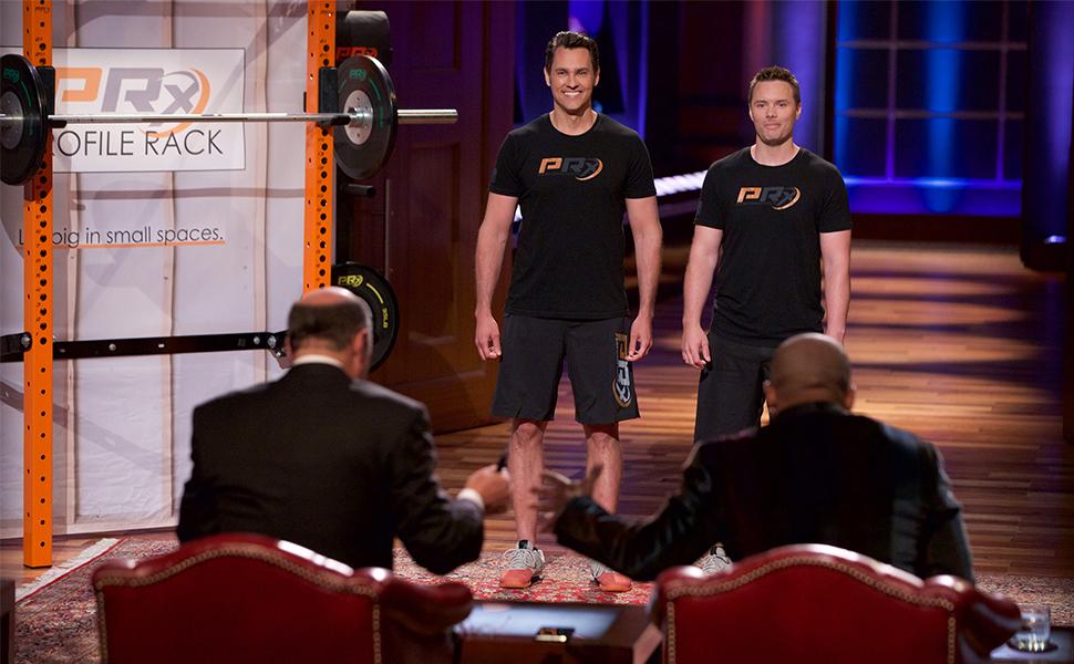 PRx Performance Shark Tank Episode