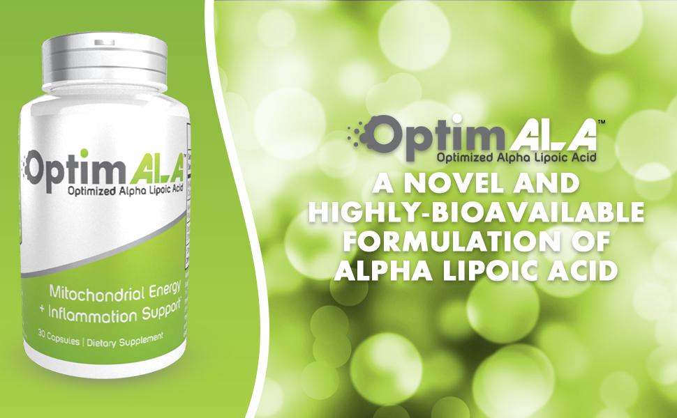 optim-ala, alpha lipoic acid capsules, ala supplment alpha lipoic acid supplement, nootropics