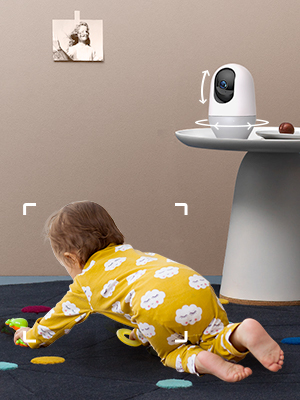 baby monitor home security camera system wifi baby monitor