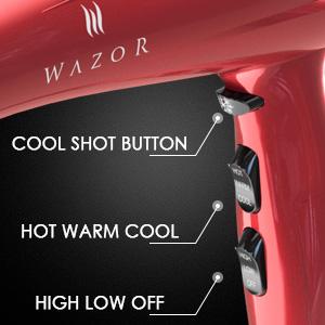 Wazor Hair Dryer