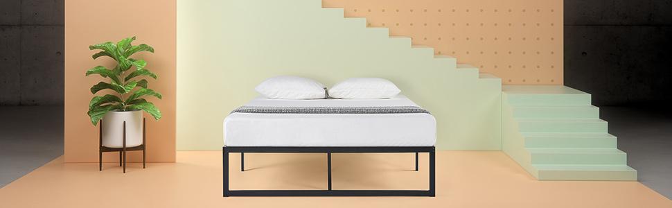 Modern Metal Bed