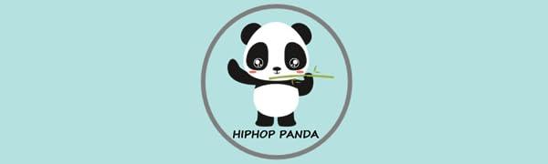 HIPHOP PANDA LOGO A+
