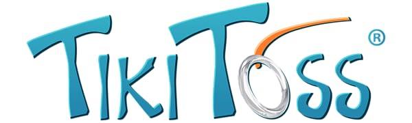 Tiki Toss Logo Header