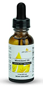 Micellized D3