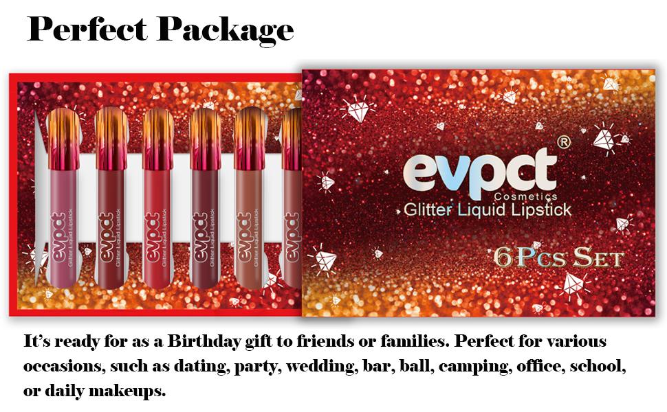 shimmer lipstick kit