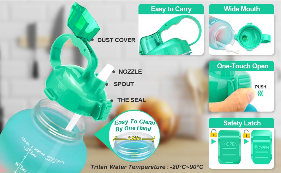 gallon water jug
