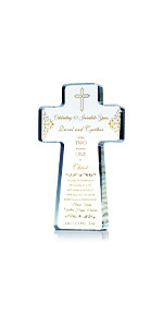 Personalized Christian Gift for 50 Year Wedding Anniversary