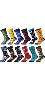 funny casual novlety socks cotton colorful dress socks fancy office cool sport basketball athletic