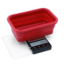 Food Scale, Scale with Food Bowl, Scales Digital weight, Digital kitchen scale, pocket scale