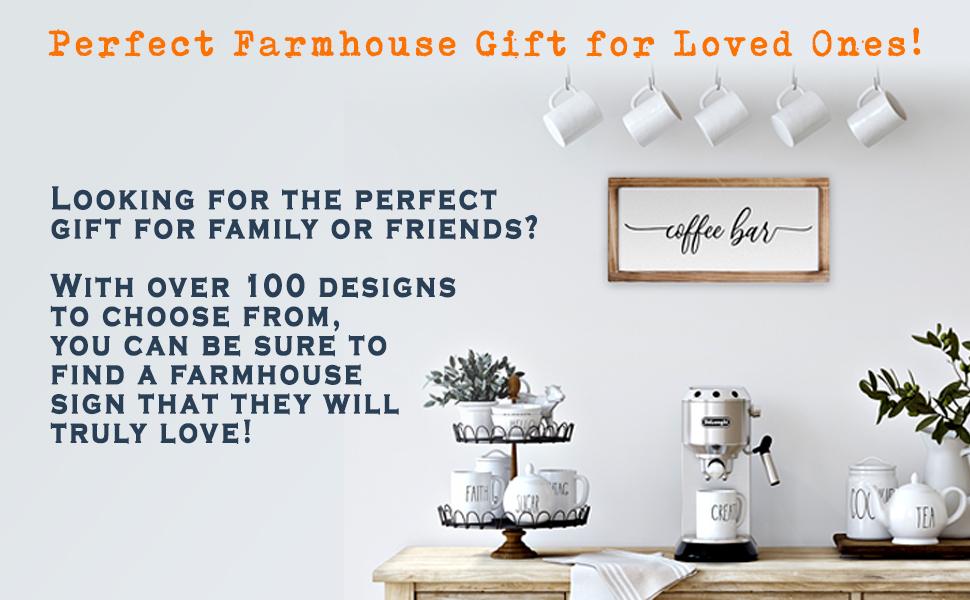 farmhouse signs for home decor rustic farmhouse decor for the home modern farmhouse decor kitchen