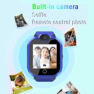kids camera watch Boys girls selfie watch remote camera watch photos funny toys camera watches gifts