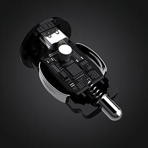 USB Caricabatteria per Auto
