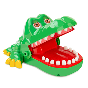 crocodile teeth game