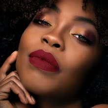 simi, kuckian, lipstick, luxury beauty, matte lipstick