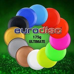 Eurodisc UV print