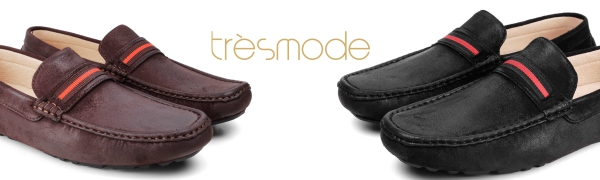 Tresmode,Loafers,Driving Shoes,Slip-on,Casual Wear,Loafers for men, Driving shoes for men