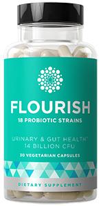 Fourish proniotics prebiotics for women