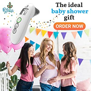 ritalia thermometer the ideal baby shower gift