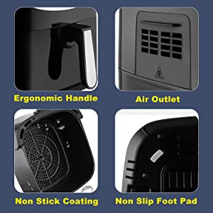 know mimoday air fryer