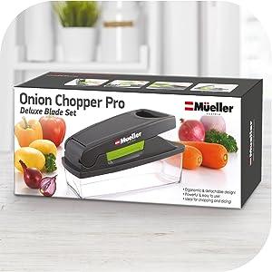 Mueller - Picadora de cebolla