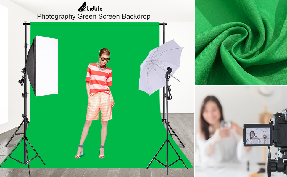 Photography Green Screen Backdrop