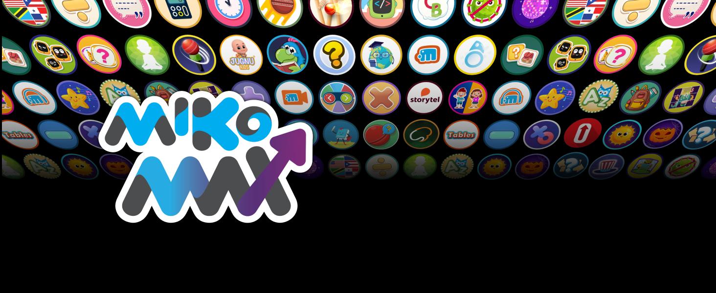 Desktop image of MikoMax
