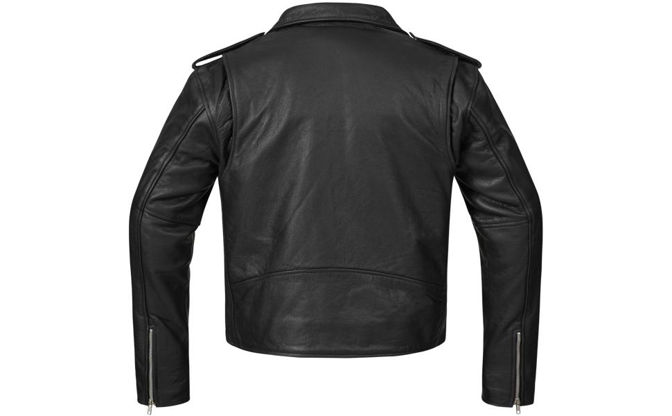 Bohmberg Premium- Chaqueta pesada de motociclista 100% cuero ...