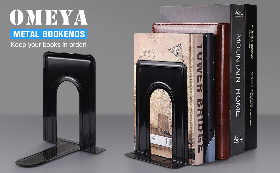 OMEYA Bookends