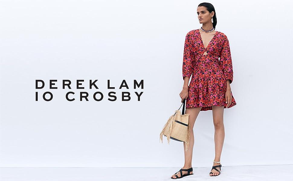 Derek Lam 10 Crosby Spring/Summer 2020