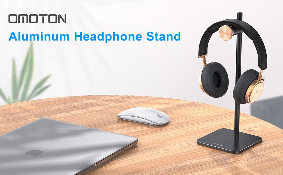 Aluminum Headphone Stand