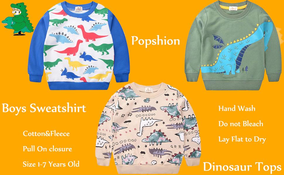 KIMJUN Toddler Baby Boy Coat Jacket Kids Cartoon Printed Sweatshirt Outerwear 2-7t