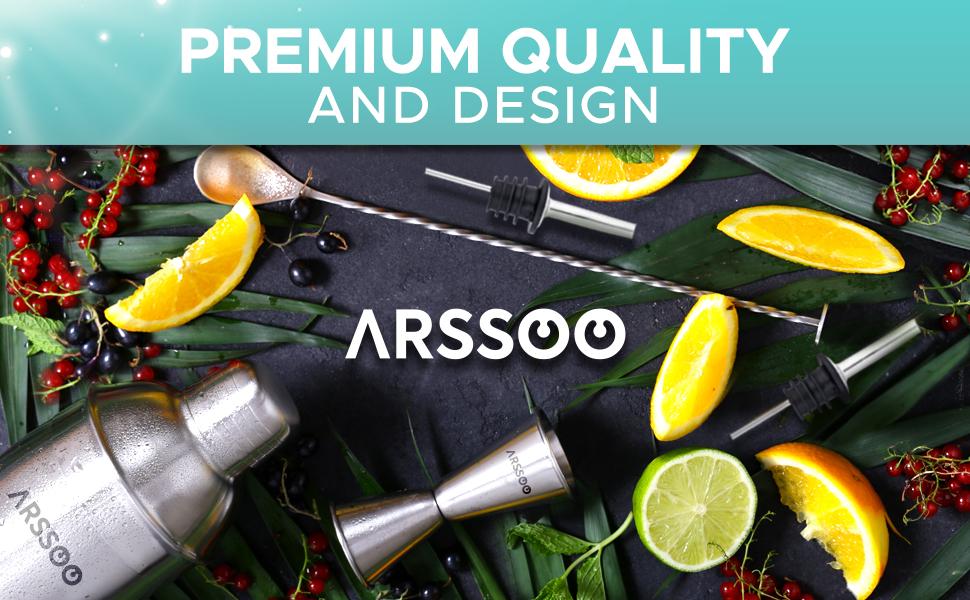 Premium Quality and Design