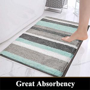 bathroom rugs non slip