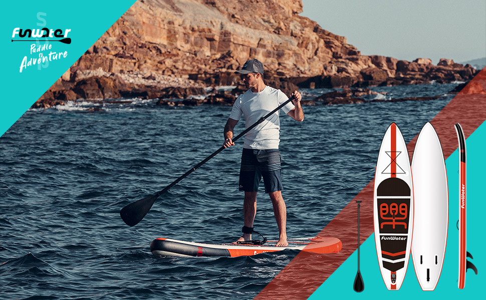 Designed for the Paddle Board Warrior