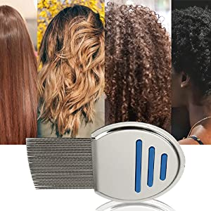 Compatible with All Hair Type