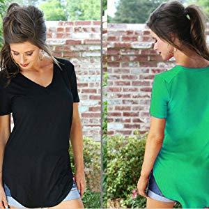 women summer t shirt
