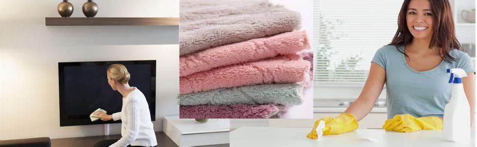 kitchen dish cloth towels