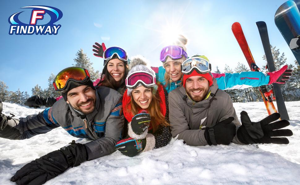 ski goggles for glasses wearers