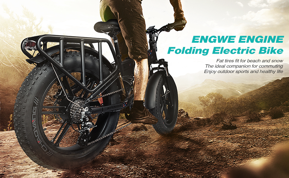ENGWE ENGINE Ebike ad picture
