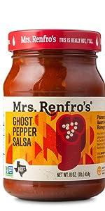 carolina reaper salsa